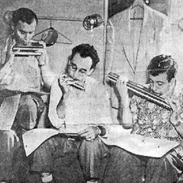 Музыка от Harmonicats в формате mp3
