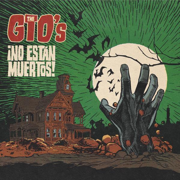 Музыка от The GTO's в формате mp3