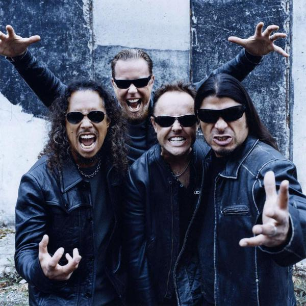 Metallica все песни в mp3
