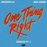Marshmello - One Thing Right (Koni Remix)
