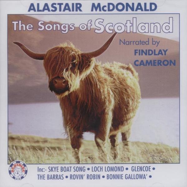 Альбом: Songs of Scotland