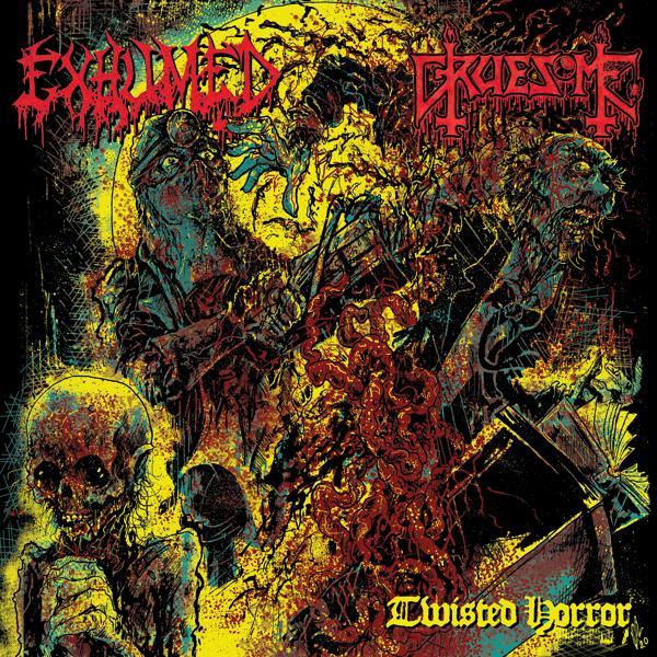 Альбом: Twisted Horror