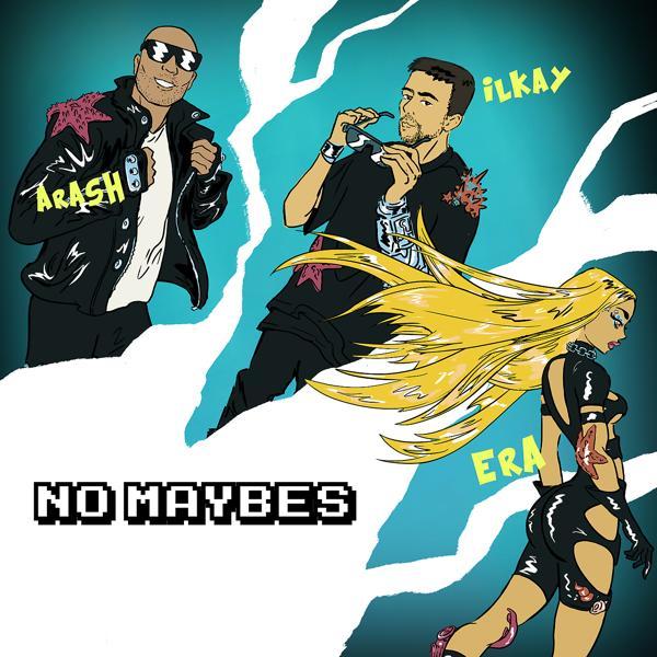 Альбом: No Maybes
