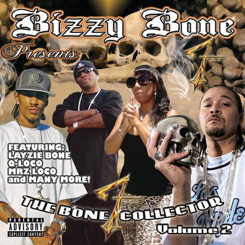 Q Loco, Bizzy Bone - Blast Away  (2011)