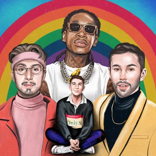 Yung Bae, Wiz Khalifa, bbno$, MAX - Bad Boy (with Wiz Khalifa, bbno$, MAX)  (2020)