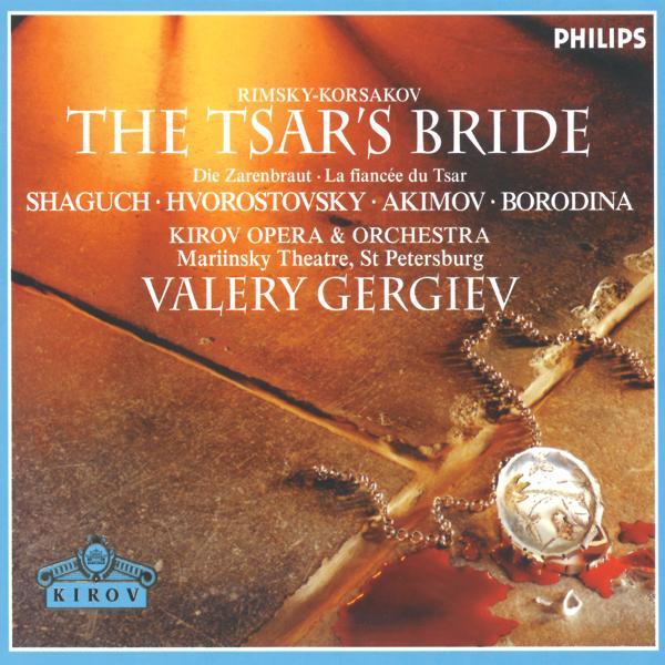 Альбом: Rimsky-Korsakov: The Tsar's Bride