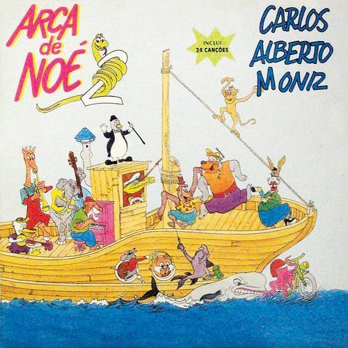 Carlos Alberto Moniz - A Joana Banana  (1992)