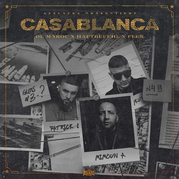 Альбом: Casablanca