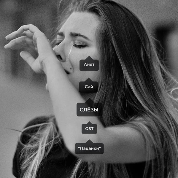 Альбом «СЛЁЗЫ» - слушать онлайн. Исполнитель «Анет Сай»