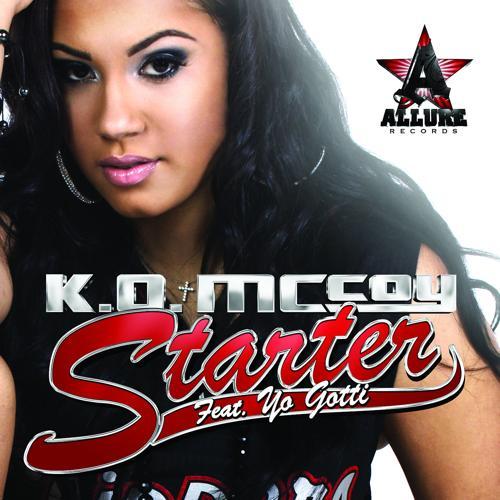 K.O Mccoy, Yo Gotti - Starter (feat. Yo Gotti)  (2012)