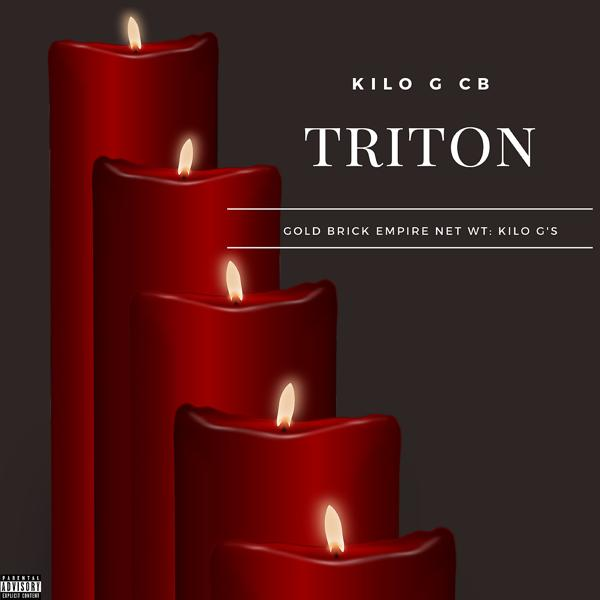 Альбом: Triton Gold Brick Empire Net Wt:Kilo G's
