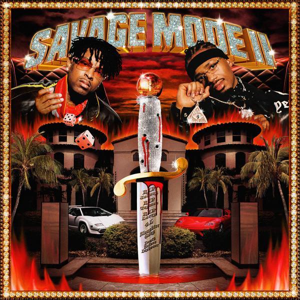 Альбом: SAVAGE MODE II