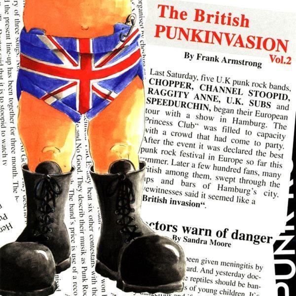 Альбом: The British Punk Invasion, Vol. 2