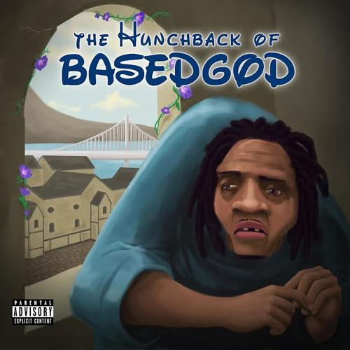 """Lil B, """"The BasedGod"""" - Christmas in East Oakland  (2019)"""