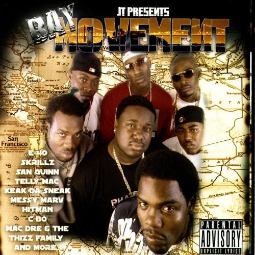 Mistah FAB, JT the Bigga Figga - Name In Ya Mouth  (2006)