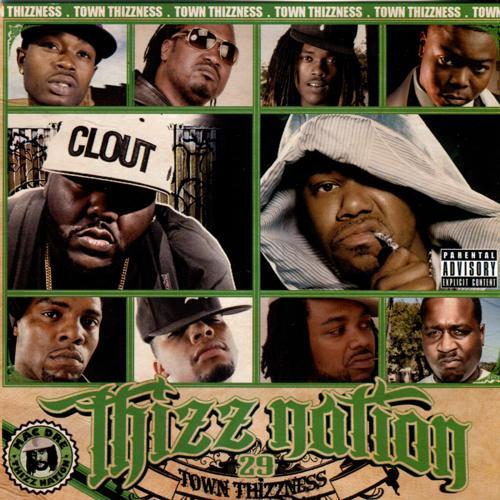 Thizz Nation 29, Tuff Da Goon, Too Short, Keak Da Sneak, Mistah Fab - Slump  (2011)