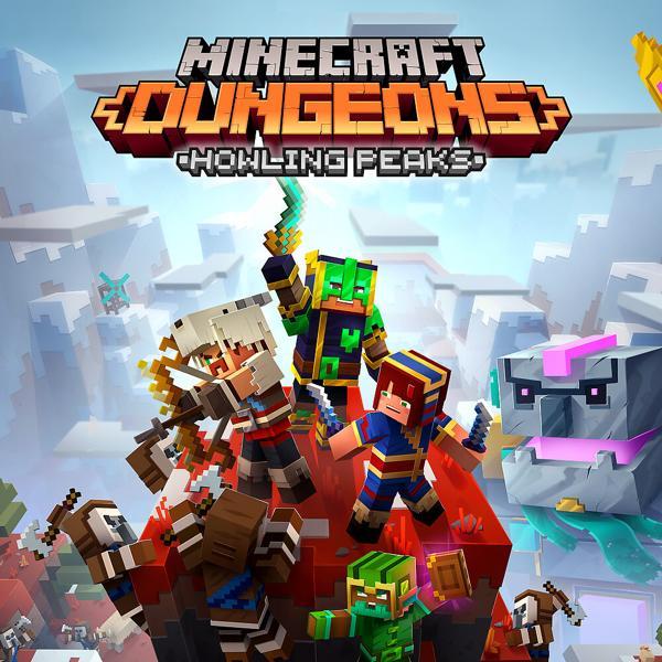 Альбом: Minecraft Dungeons: Howling Peaks