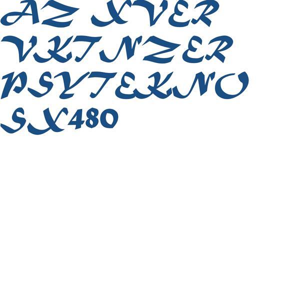 Альбом: PSYTEKNO SX480