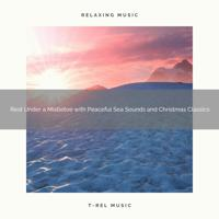 Water Soundscapes - Relax Under a Christmas Tree with Calm Wave Music and Carols