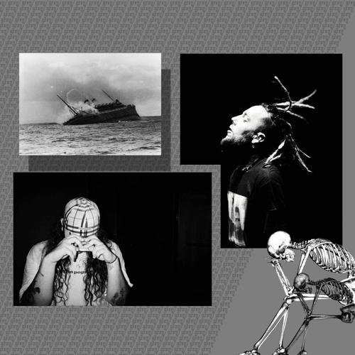 $uicideboy$, Chris Travis - Water $Uicide  (2016)