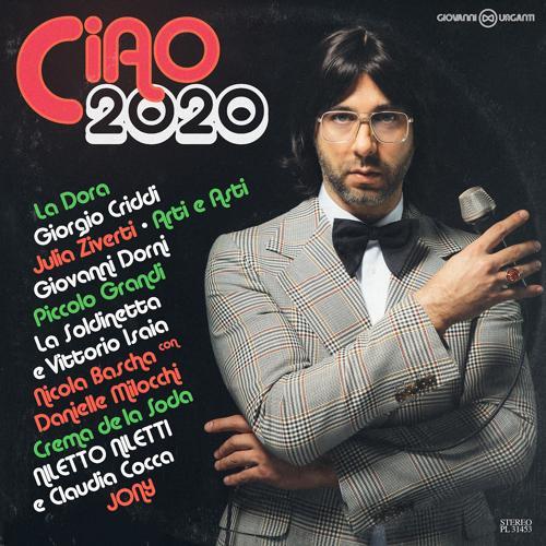 Егор Крид - Ragazza Copertina (Giorgio Criddi per СIAO 2020)  (2021)