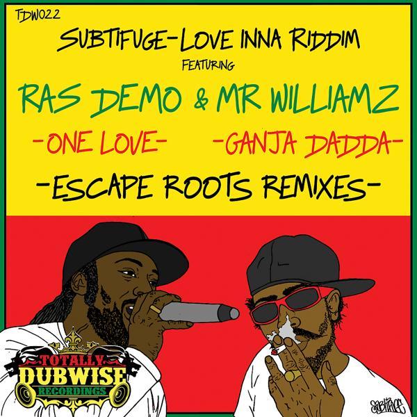 Альбом: Love Inna Riddim