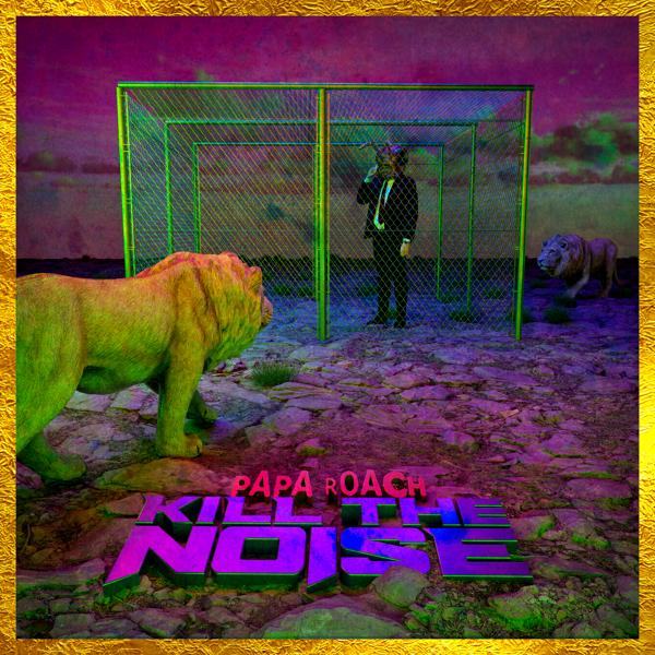 Альбом «Kill The Noise» - слушать онлайн. Исполнитель «Papa Roach»