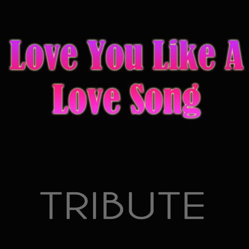 Selena Gomez Karaoke Band - Love You Like A Love Song  (2011)