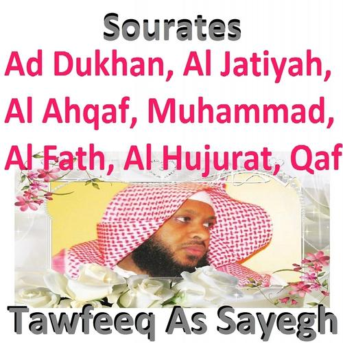 Tawfeeq As Sayegh - Sourate Al Ahqaf  (2014)