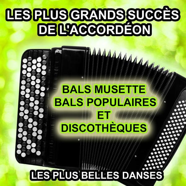 Альбом: Les plus grands succès de l'accordéon
