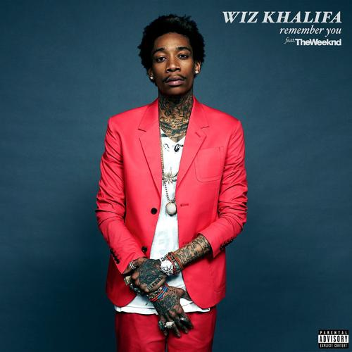 Wiz Khalifa, The Weeknd - Remember You (feat. The Weeknd)  (2012)