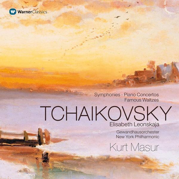 Альбом: Tchaikovsky : Symphonies Nos 1-6, Piano Concertos Nos 1-3 & Orchestral Works