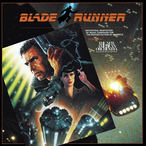 Альбом: Blade Runner (Orchestral Adaptation Of Music Composed For The Motion Picture By Vangelis)