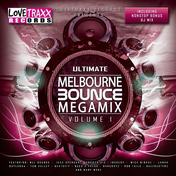 Альбом: Ultimate Melbourne Bounce Megamix, Vol. 1