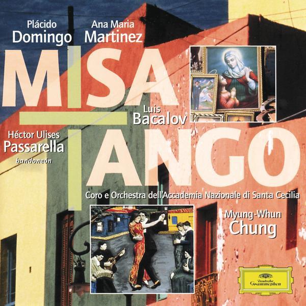 Альбом: Bacalov: Misa Tango; Tangosaín / Piazzolla: Adiós Nonino; Libertango