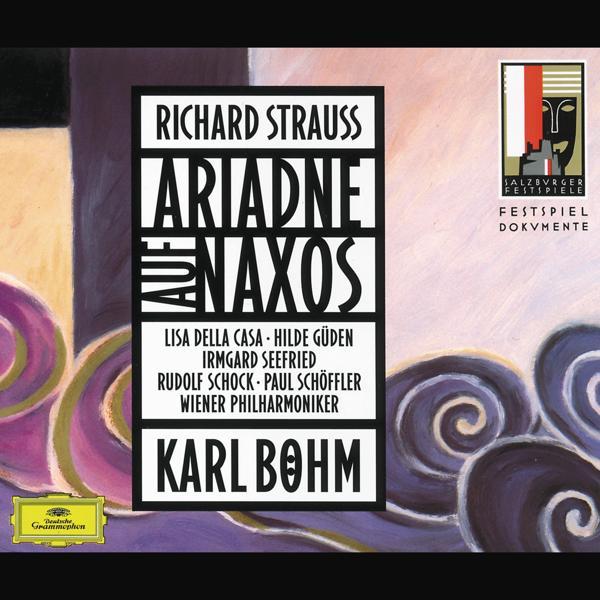 Альбом: Strauss, R.: Ariadne auf Naxos
