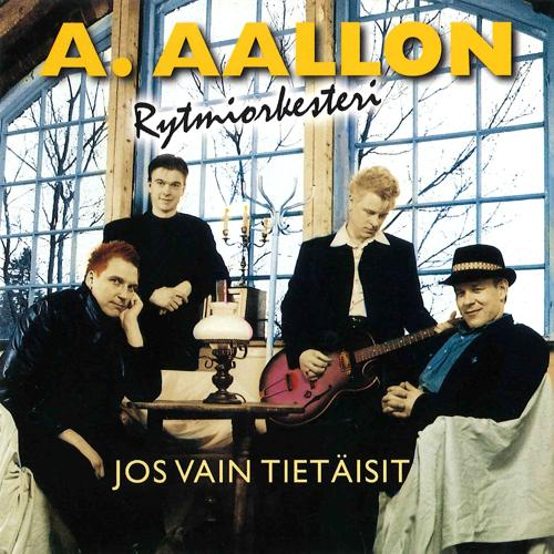A. Aallon Rytmiorkesteri - Rock This Town  (2000)