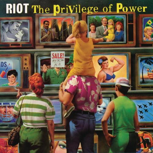 Riot - On Your Knees  (1990)