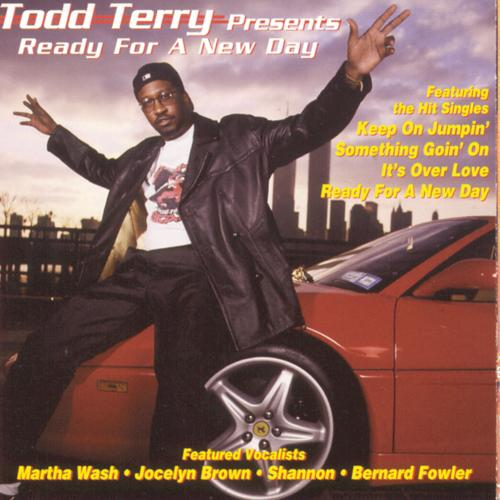Todd Terry, Martha Wash, Jocelyn Brown - Keep On Jumpin'  (1997)