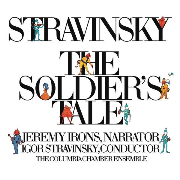 Альбом: Stravinsky: The Soldier's Tale