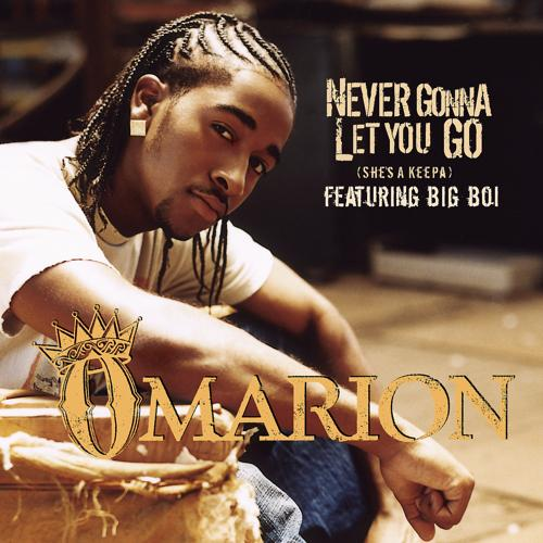 Omarion, Big Boi - Never Gonna Let You Go (She's A Keepa) (featuring Big Boi)  (2004)