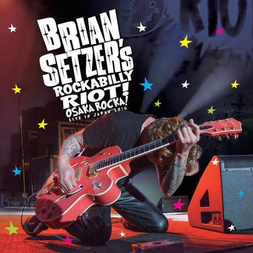 Brian Setzer - Slow Down / Folsom Prison Blues (Live)  (2016)