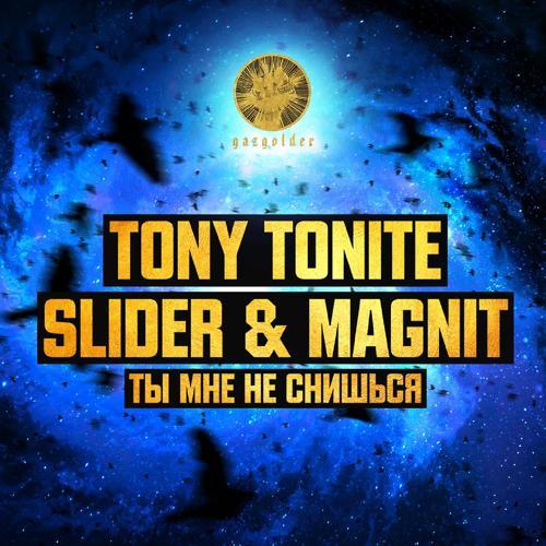 Tony Tonite, Slider, Magnit - Ты мне не снишься (Radio Mix)  (2016)