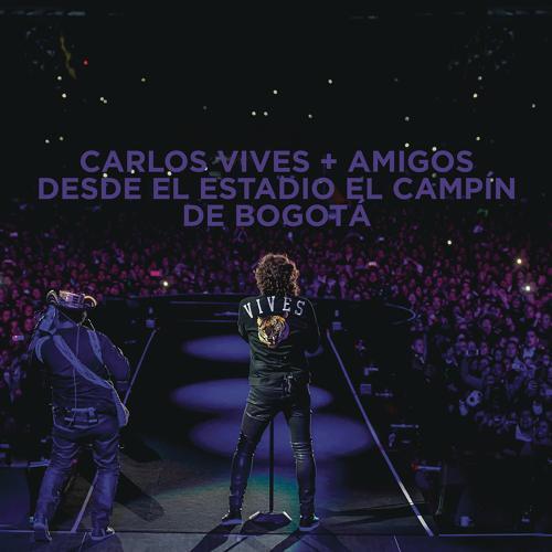 Carlos Vives, Maluma - Ella Es Mi Fiesta (En Vivo Desde el Estadio El Campín de Bogotá)  (2016)