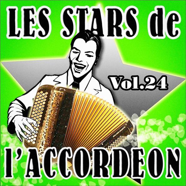 Альбом: Les stars de l'accordéon, vol. 24