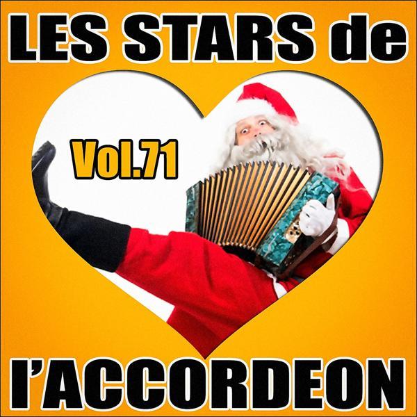 Альбом: Les stars de l'accordéon, vol. 71