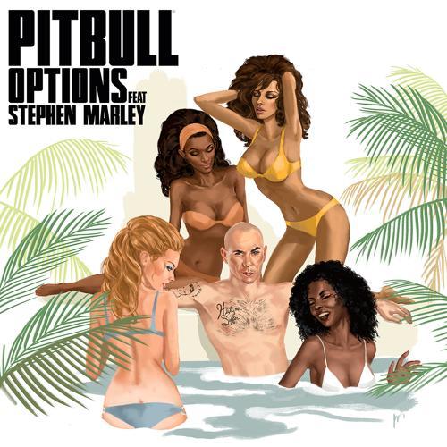 Pitbull, Stephen Marley - Options  (2017)