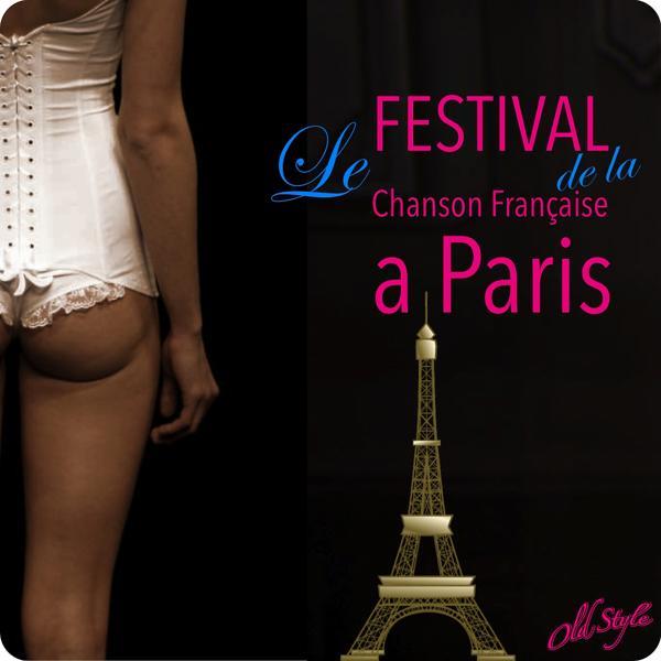 Альбом: Le festival de la chanson française a Paris