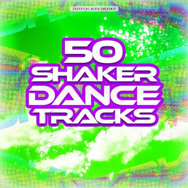 Альбом 50 Shaker Dance Tracks