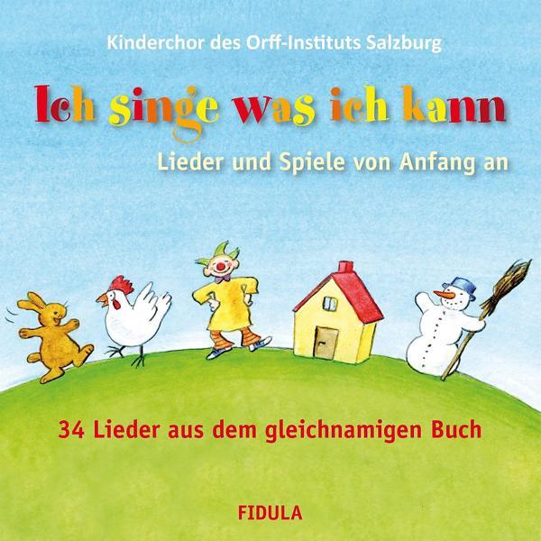 Альбом: Ich singe was ich kann (Lieder und Spiele von Anfang an)